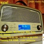 E QSL Karte von Radio PowerRumpel